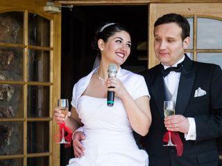 El matrimonio de Rocío y Marcelo
