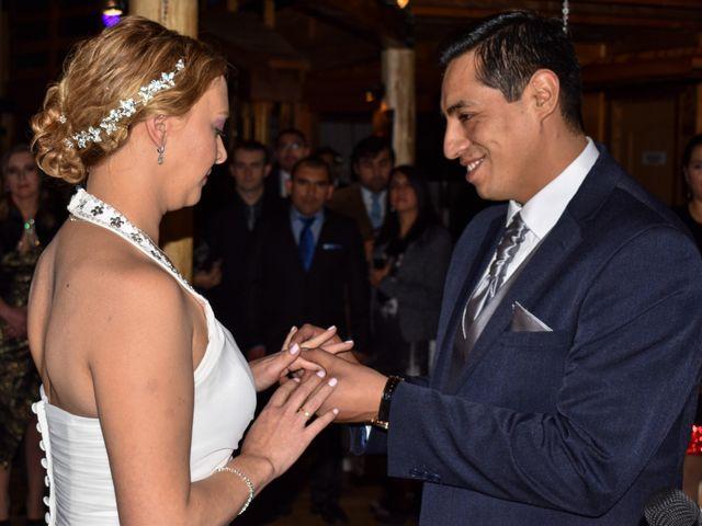 El matrimonio de Robert y Sandra en Puerto Montt, Llanquihue 17