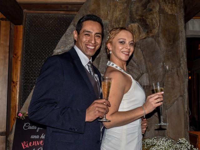 El matrimonio de Sandra y Robert