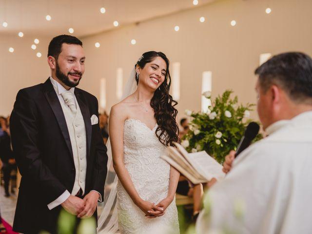 El matrimonio de Pablo y Claudia en Lampa, Chacabuco 12