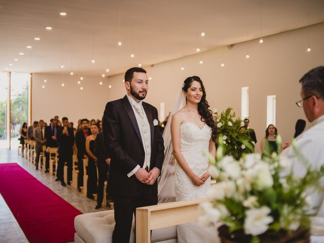 El matrimonio de Pablo y Claudia en Lampa, Chacabuco 13