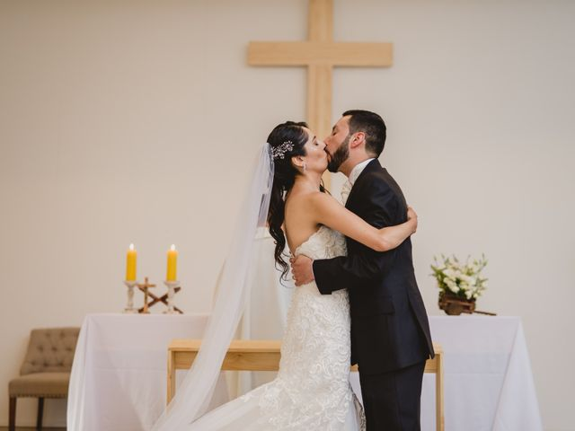 El matrimonio de Pablo y Claudia en Lampa, Chacabuco 15