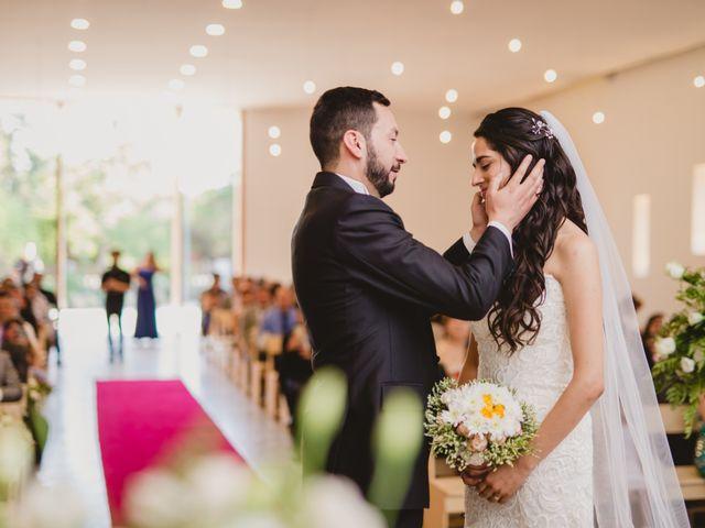 El matrimonio de Pablo y Claudia en Lampa, Chacabuco 16