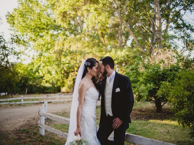 El matrimonio de Pablo y Claudia en Lampa, Chacabuco 21