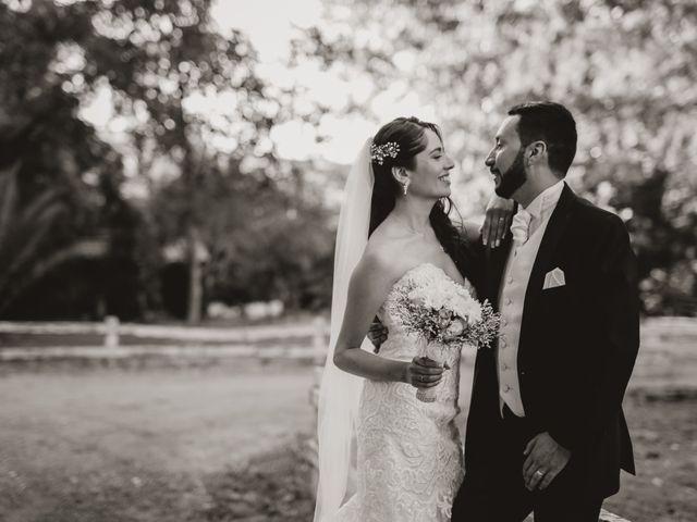 El matrimonio de Pablo y Claudia en Lampa, Chacabuco 22