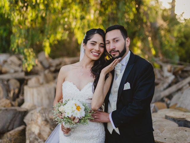 El matrimonio de Pablo y Claudia en Lampa, Chacabuco 25