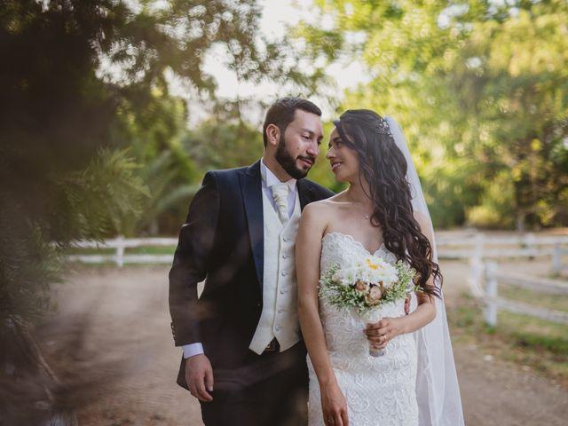 El matrimonio de Pablo y Claudia en Lampa, Chacabuco 26