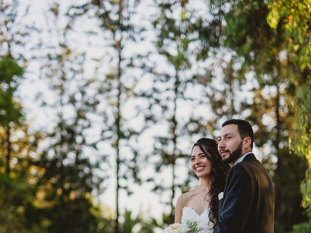 El matrimonio de Pablo y Claudia en Lampa, Chacabuco 28