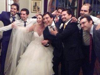 El matrimonio de Romina  y Sebastián  2