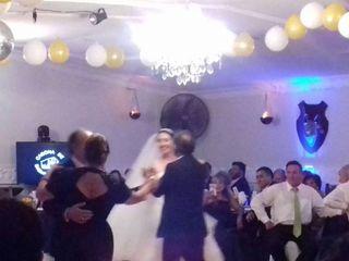 El matrimonio de Romina  y Sebastián  3