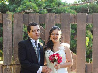 El matrimonio de Pamela y Gonzalo 1