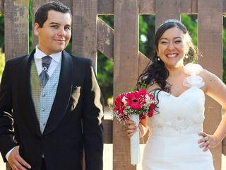 El matrimonio de Pamela y Gonzalo 2