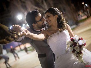 El matrimonio de Marianela y Alexis