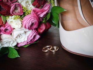 El matrimonio de Valeska y Felipe 3