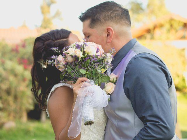 El matrimonio de Nicol y Hector