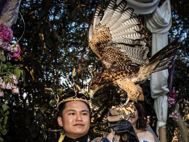 El matrimonio de Cheng y Tulssi en Pirque, Cordillera 7
