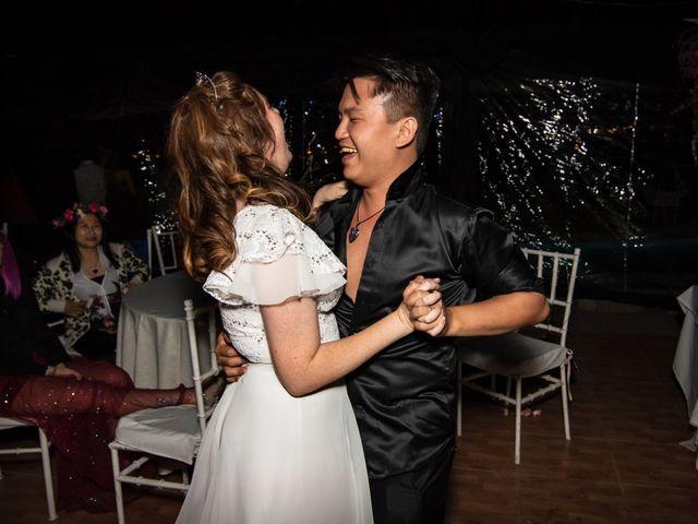 El matrimonio de Cheng y Tulssi en Pirque, Cordillera 15
