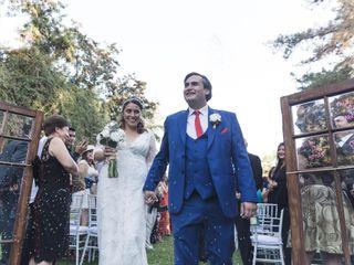El matrimonio de Vale y Angelo