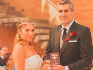 El matrimonio de Verónica y Paul