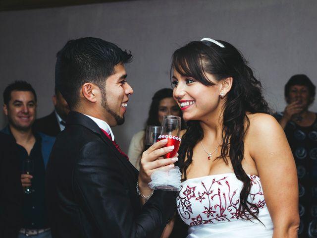 El matrimonio de Silvana y Manuel