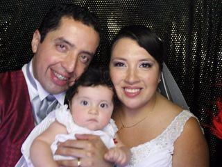 El matrimonio de Janina y Guillermo 2