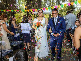 El matrimonio de Paulina y Javier 2