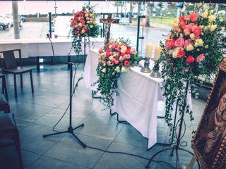 El matrimonio de Paula y Cristian 1