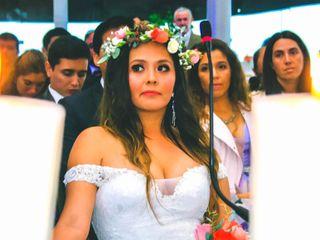 El matrimonio de Paula y Cristian 3