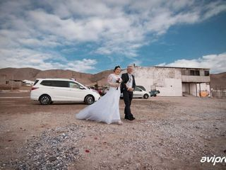 El matrimonio de Angely  y Eduardo 2