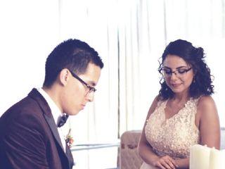 El matrimonio de Katherine  y Aarón  2