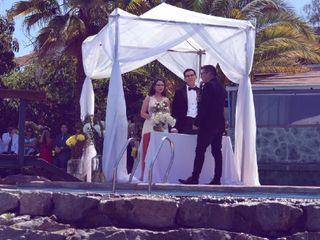 El matrimonio de Katherine  y Aarón
