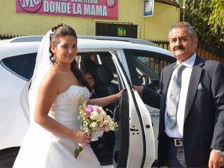 El matrimonio de Jennifer  y Roberto  1