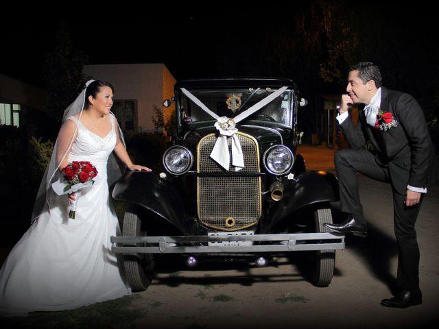 El matrimonio de Janina y Guillermo