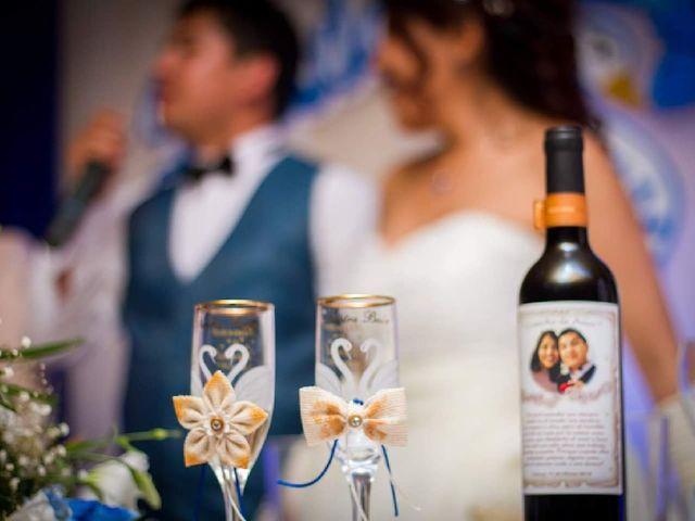 El matrimonio de David y Ximena en Calama, El Loa 2