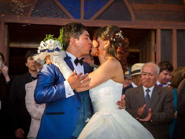 El matrimonio de David y Ximena en Calama, El Loa 4