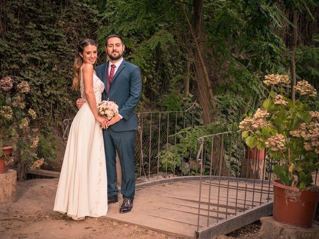 El matrimonio de Maca y Yoyo