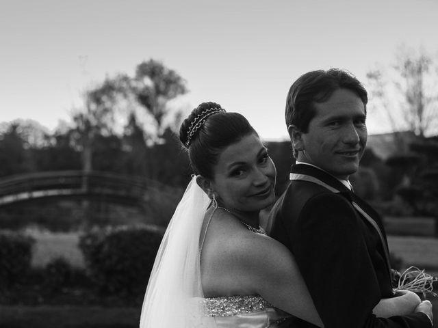 El matrimonio de Lilian y Oscar