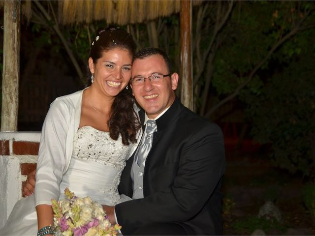 El matrimonio de Jennifer  y Roberto