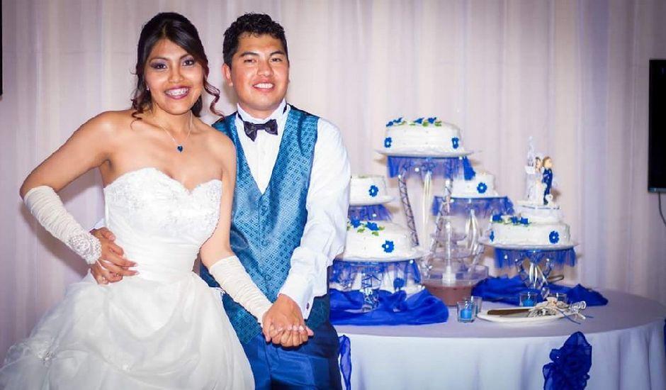 El matrimonio de David y Ximena en Calama, El Loa