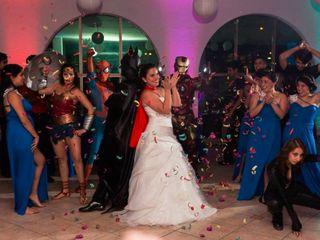 El matrimonio de Geraldine y Mario 2