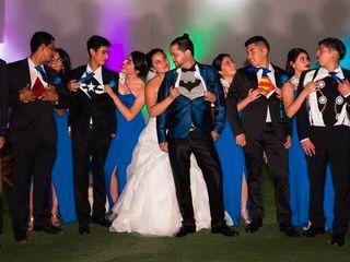 El matrimonio de Geraldine y Mario 3