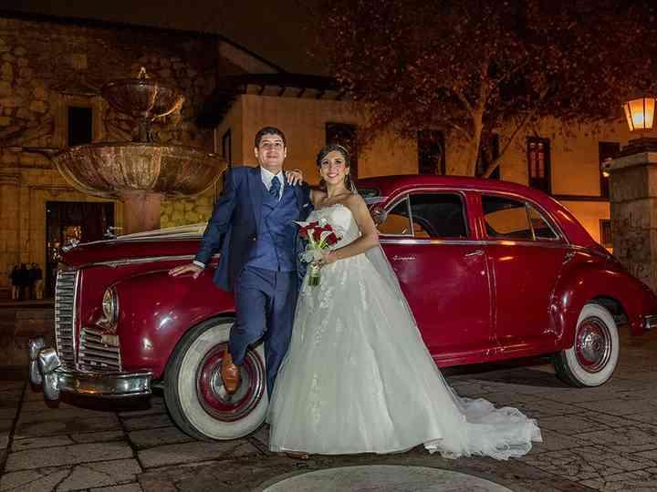 El matrimonio de Paula y Oscar