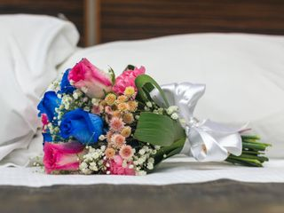 El matrimonio de Roxana y Danilo 2