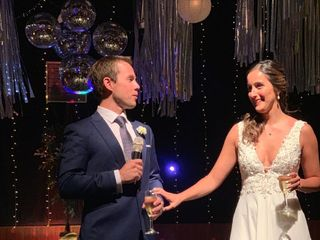 El matrimonio de Carlos  y Natalia  1