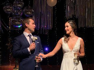 El matrimonio de Carlos  y Natalia  3