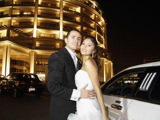 El matrimonio de Brenda y Germán