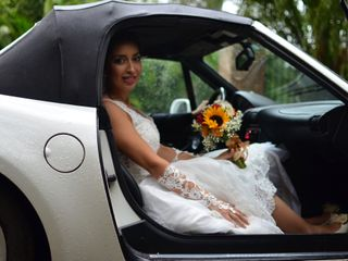 El matrimonio de Joyce y Andrés 3