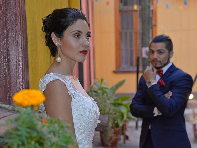 El matrimonio de Gabriela y Jocsan