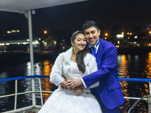 El matrimonio de Roxana y Danilo