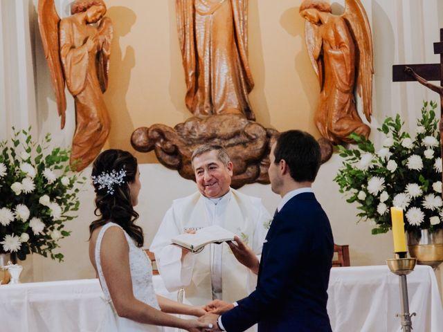 El matrimonio de Carlos  y Natalia